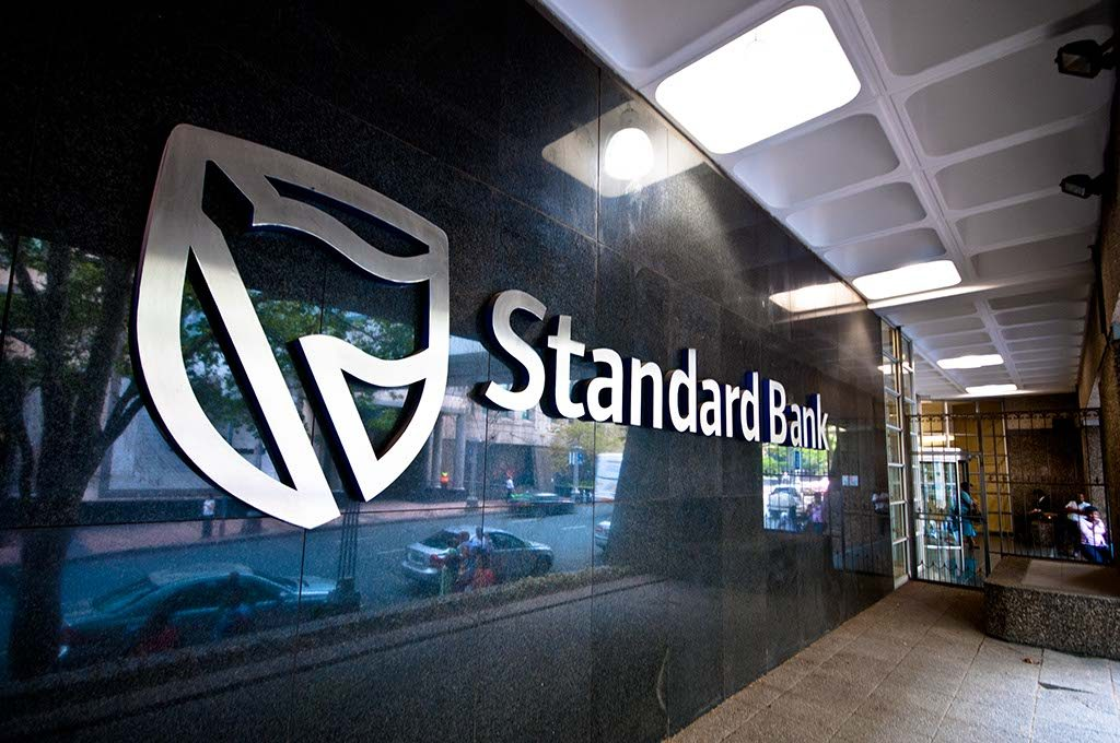 Standard Bank of SA Ltd