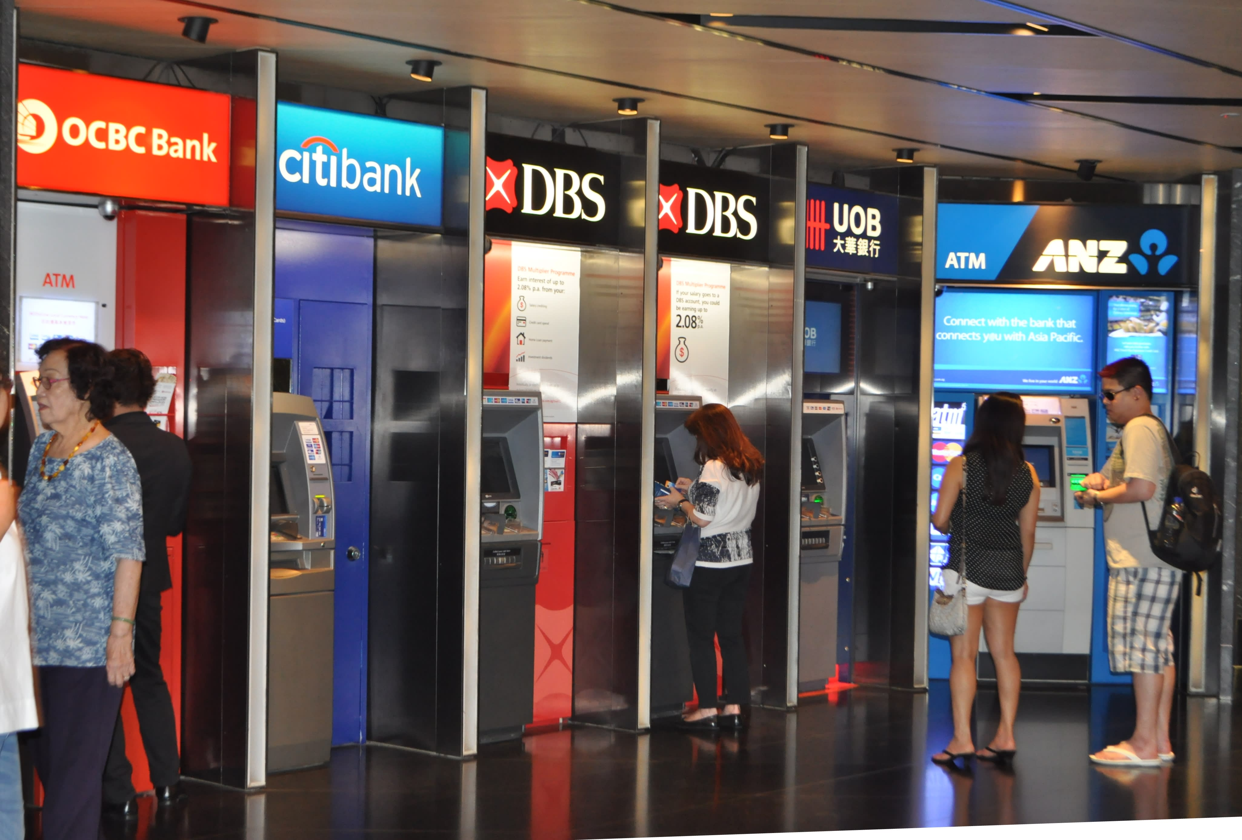 merchants banks in singapore